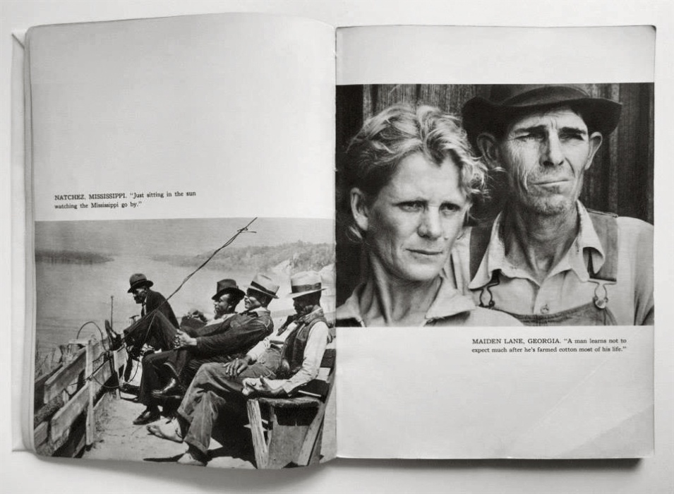 Margaret Bourke-White<br>You have seen their faces