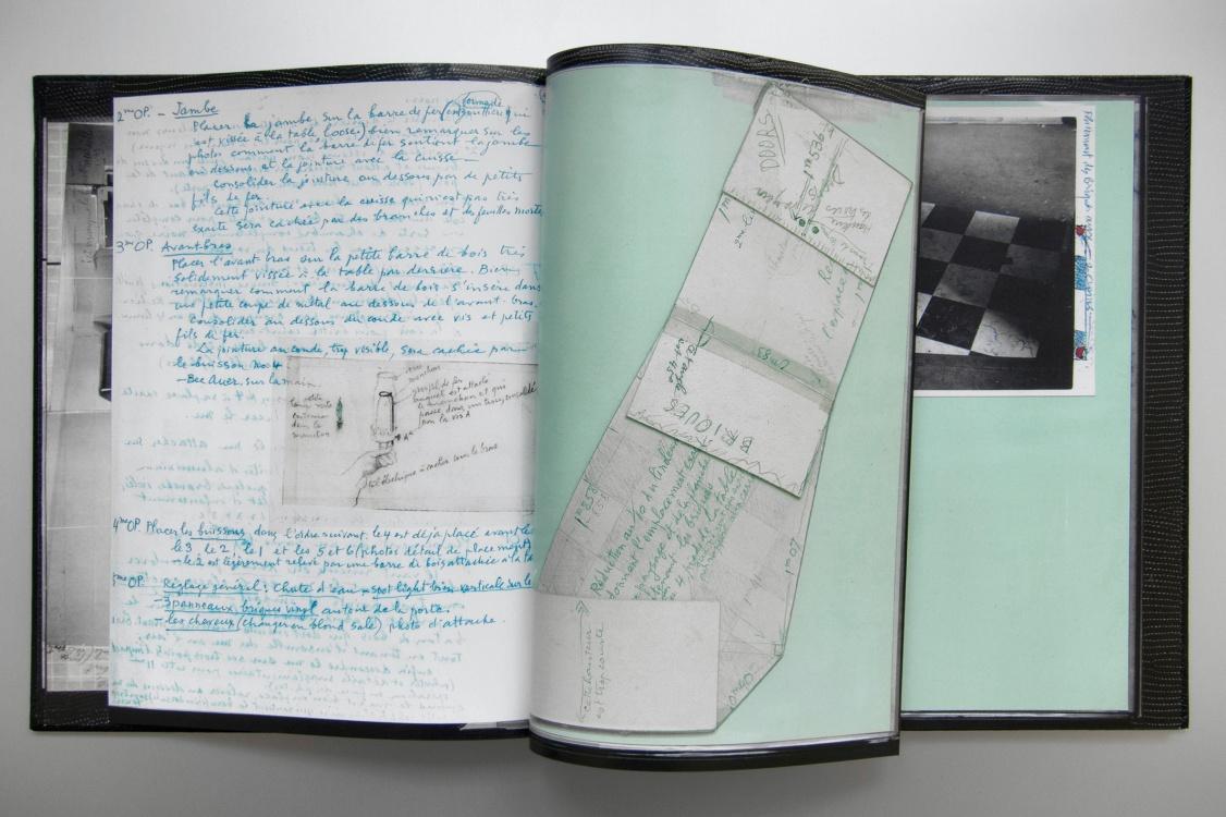 Marcel Duchamp<br>Étant donnés