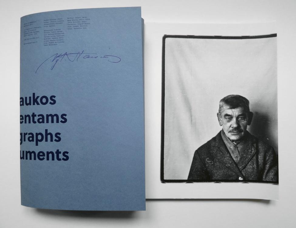 Vytautas V. Stanionis<br>Nuotraukos dokumentams