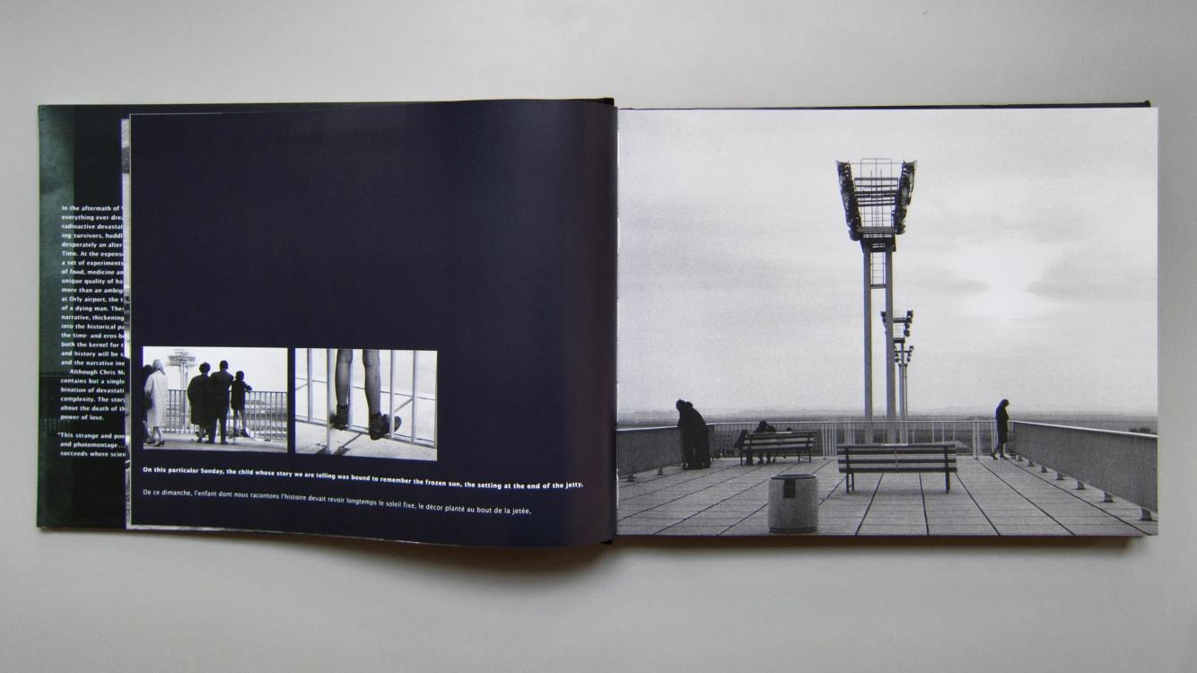 Chris Marker<br>La Jetée, ciné-roman