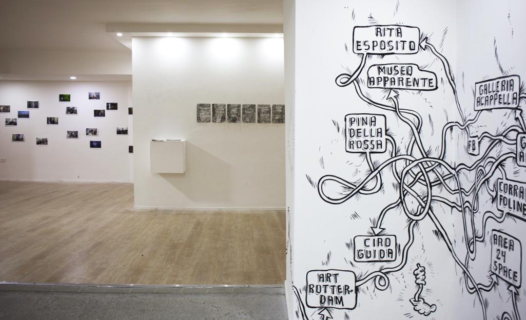 ARTIST IN THE WORLD -  Andrè Smits _ Monika Dhalberg