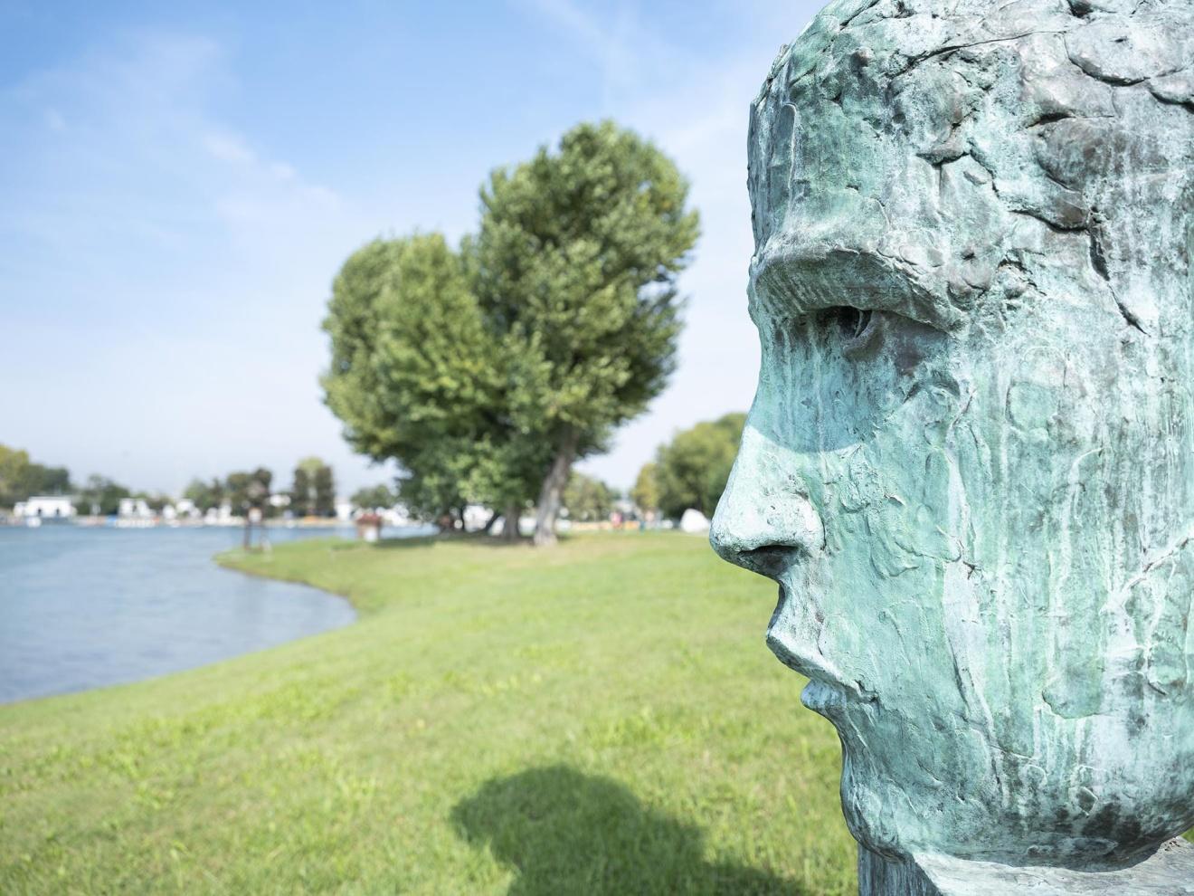 PARCO DELL'ARTE E MUSEOGIOVANI ARTISTI - IDROSCALO DI MILANO