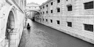 Venezia in bianco e nero