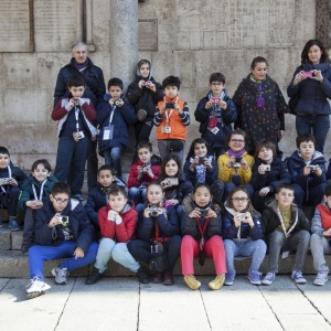 corso fotografia 4 Elementare Capra Plasio