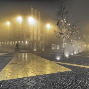 La Luce invernale in città