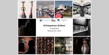 10 FOTOGRAFI PER 10 MUSEI - PALAZZO LANFRANCHI A MATERA