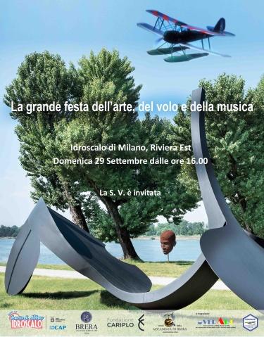 FESTA DELL'ARTE - IDROSCALO DI MILANO