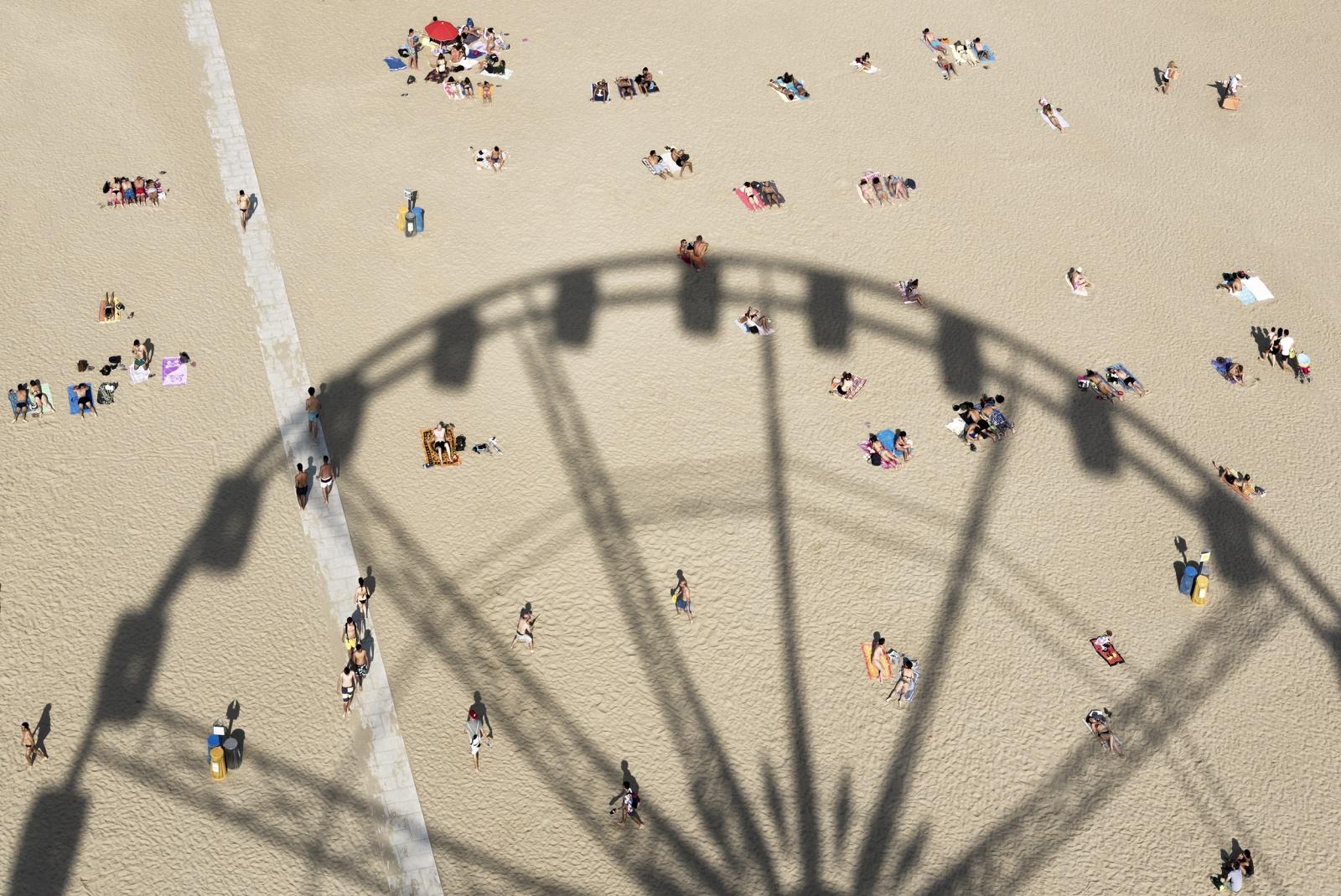 foto n 21 - Vita da spiaggia