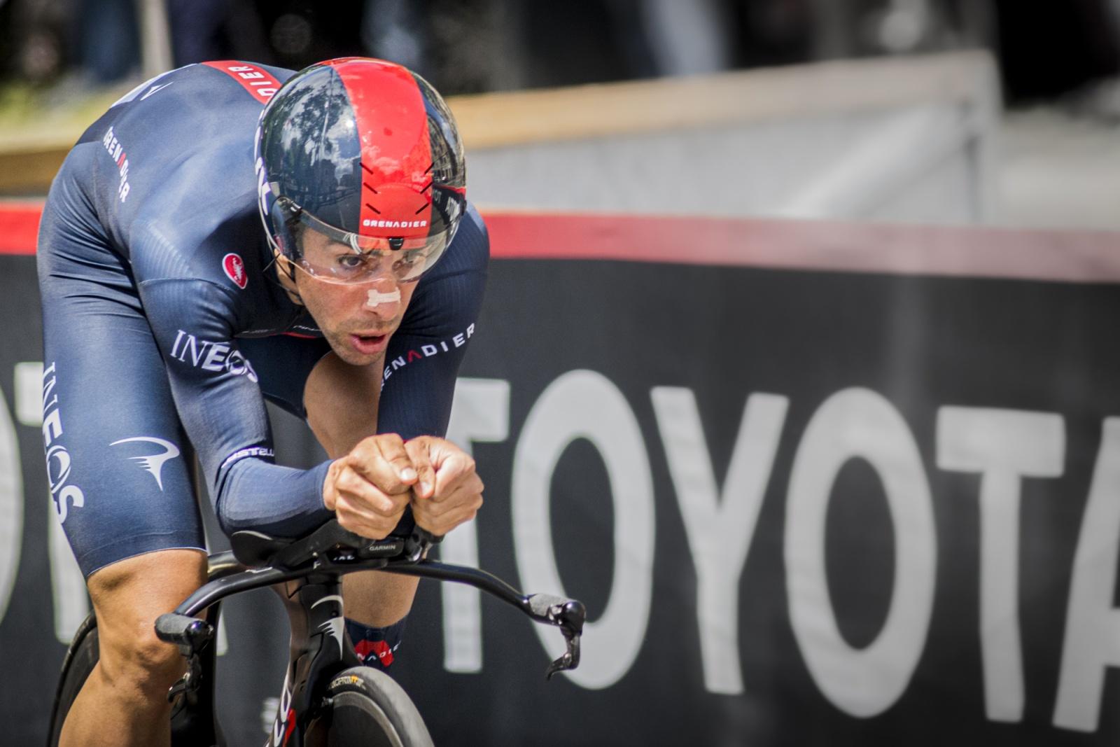 Prima tappa del giro d'Italia 2021,Torino, cronometro individuale