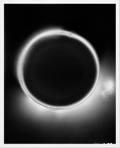 Kerry Schuss: Electrogram (copper ring), 1979 - 2019