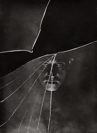 Stanisław Ignacy Witkiewicz: Self Portrait, ca. 1912