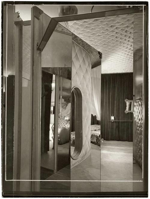 Carlo Mollino: Casa Devalle, Turin, 1939-40