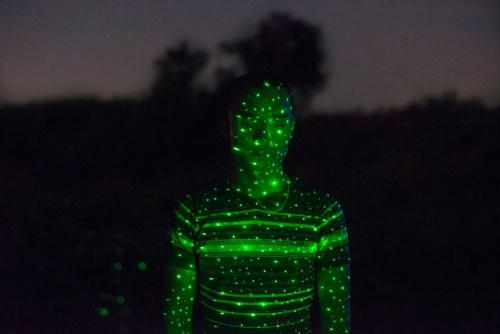 Tobias Zielony:  Laser, 2014