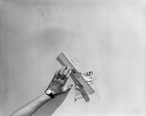 Larry Sultan & Mike Mandel: Untitled (Evidence), 1977