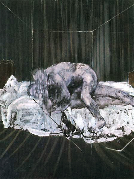 Francis Bacon: Two Figures, 1953