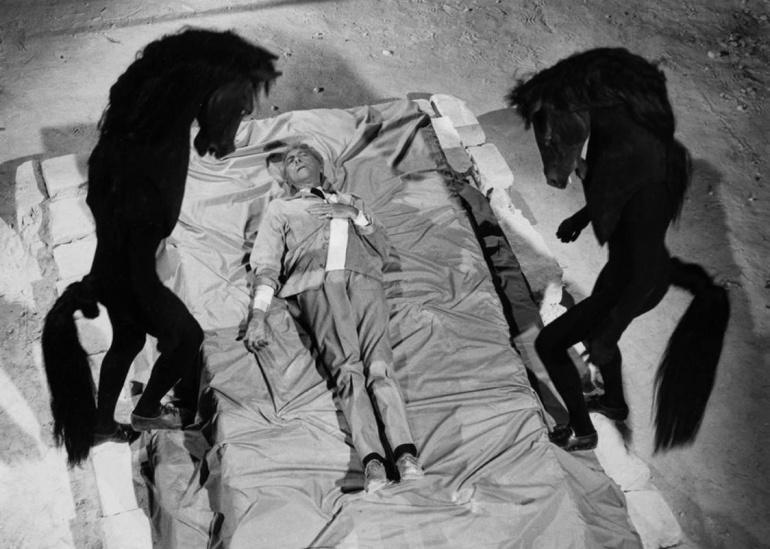 Jean Cocteau - Testament of Orpheus (1960)