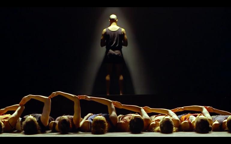 Coreography of Tomer Heymann/Mr. Gaga (2015)
